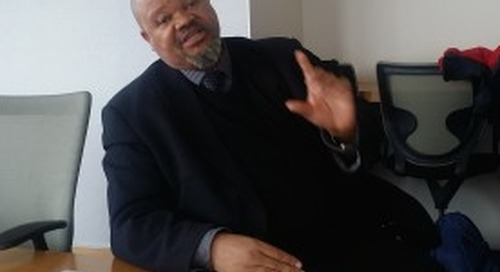 Exclusive Podcast with Dr. M. S. Makhanya, Principal and Vice Chancellor of the University of South Africa