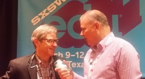 Exclusive Podcast with Ron Reed, SXSWedu Executive Producer