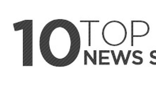 Top Ten News Stories for April