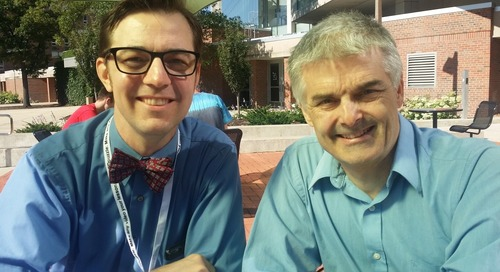 Exclusive Podcast with Jon Bergmann and Aaron Sams, innovators of Flipped Classroom