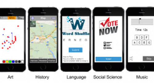 5 Mobile Apps Kits for Any Subject