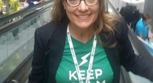 A MindShare Moment Podcast: Michelle Spencer, Director, Summits for Edsurge