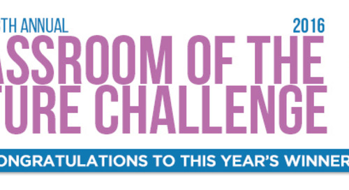 Canada's 8th 'Classroom of the Future Challenge' Winners Announced