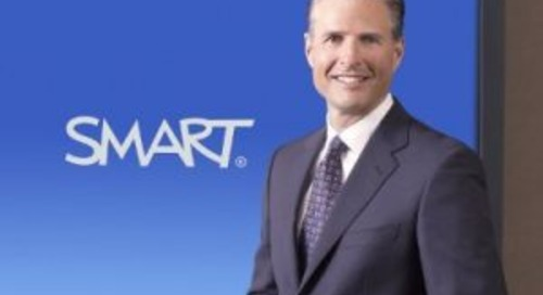 Jeff Lowe, VP, SMART Technologies on the future of SMART in light of their impending acquisition.