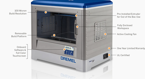 Dremel 3D40 IdeaMaker Review by Tim Gard
