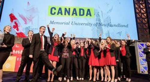 Exlusive MindShare Podcast with World Champions of the Enactus World Cup: Memoiral University of Newfoundland