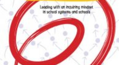 Review: The Spiral Playbook: Leading with an inquiring mindset in school systems and schools
