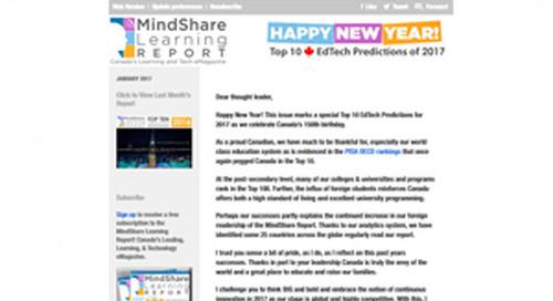 Top 10 EdTech Predictions for 2017