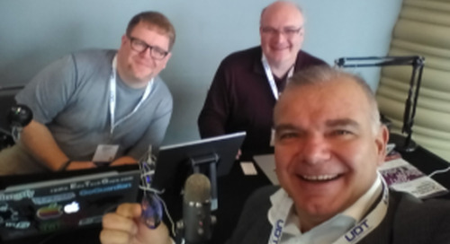 MindShare Learning Technology President On-Air Interview at FETC Orlando
