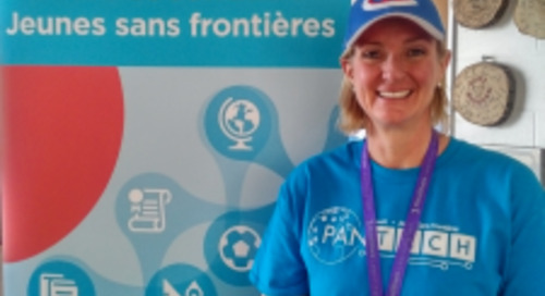 A MindShare Podcast with Josee Landriault, Principal, École secondaire Jeunes sans frontières