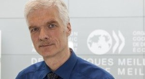 Exclusive podcast with Andreas Schleicher, Director Education and Skills, OECD