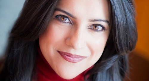 A MindShare Moment Reshma Saujani, Founder of Girls Who Code, Closing the Gender Gap in STEM related fields.