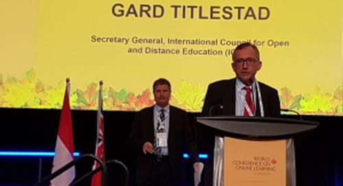 EdTech Leader Spotlight with Gard Titlestad, President, ICDE