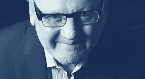 """Exclusive Podcast with Dr. Michael Fullan on his new book """"Deep Learning: Engage the World Change the World"""""""