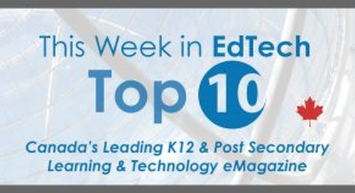 April 27th Top 10 News Stories of the Week