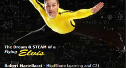 "MindShare Learning and C21 Canada featured in ""STEAM Education Today"""