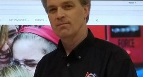 Exclusive Podcast with Mark Breadner – President and Founder of FIRST Robotics Canada