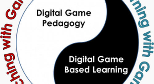 What's the difference between serious games, educational games, and game-based learning? Episode 2