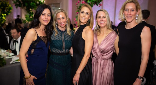 The Friends of the Public Garden's 2019 Green and White Ball