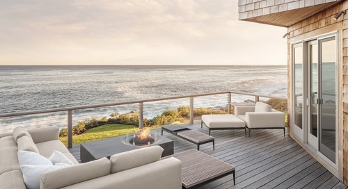 Empty Nesters Find Splendor with Cape Elizabeth Home