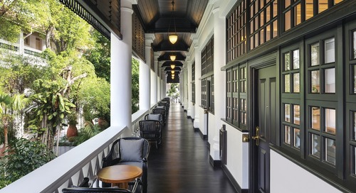 Raffles Singapore Ushers in a New Era  of Luxury Without Diluting the Ethos That Catapulted it to Global Renown