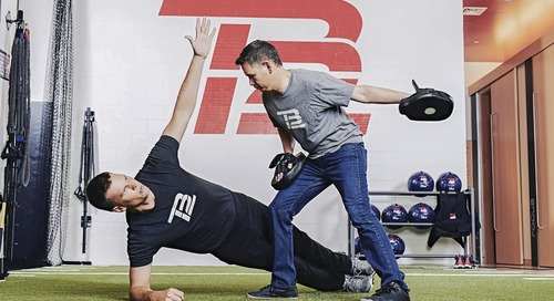 Tom Brady Brings TB12 Sports Performance & Recovery Center to Back Bay
