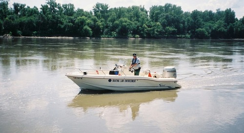 Go Boating on Radio Show