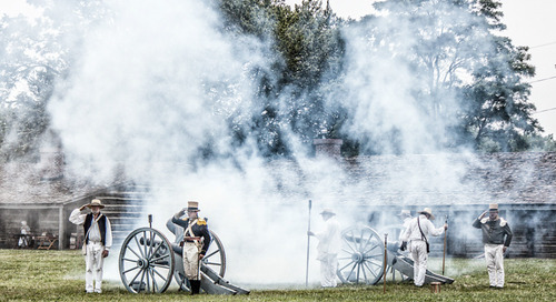 Preview of Fort Atkinson Living History on WOWT 6 Outdoors