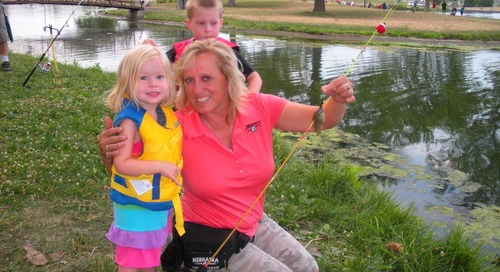 Family Fishing Events 2014