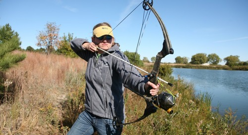 Bowfishing Mentor Program at Ponca State Park
