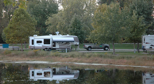 Let's Go RV Camping on Great Outdoor Radio Show