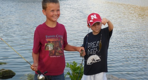 Youth Fishing Instructor Training