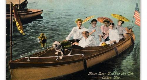Nebraska Boating: The Way We Were