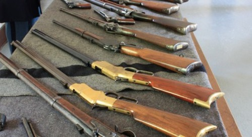 Fort Hartsuff SHP to Host Historic Firearms Display