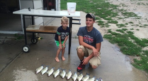 Reel 'em in Roadtrip: Labor Day Weekend