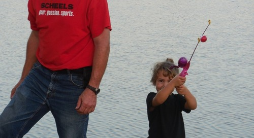 Summer/Fall 2014 Youth Fishing Newsletter