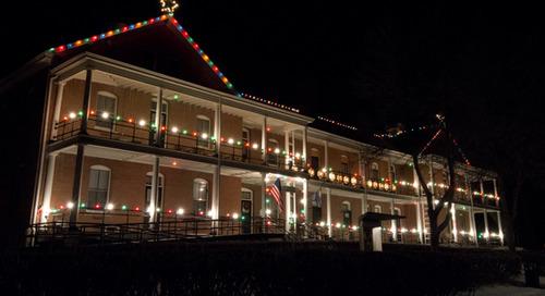 Fort Robinson Christmas Dinner Celebrating 20 Years