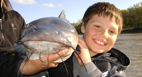 Catfishing Tips, How-To Fishing Events and More on Great Outdoor Radio Show