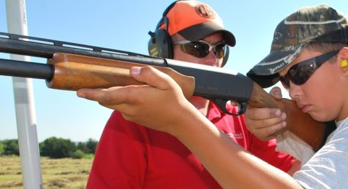 Youth Day at the Range – Seward County Ikes