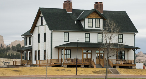 Dedication Set for New, Historic Fort Robinson Building