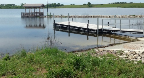 Angler Access and Rehabilitation Improvements, Burchard Lake