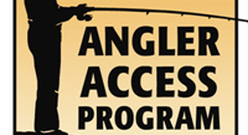 Angler Access Improvements, Johnson Lake