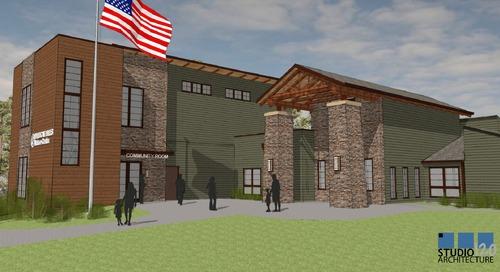 Wildcat Hills Nature Center Expansion Begins