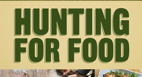 New, Hit Wild Game Cookbook Featured on Radio Show