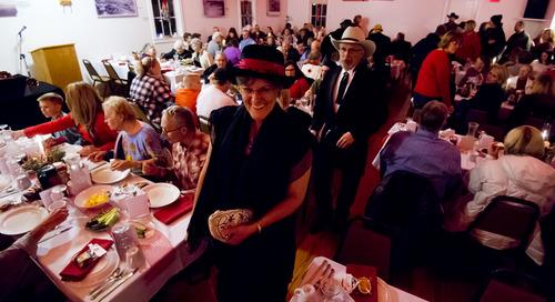 Fort Robinson Christmas Dinner Tickets Available Nov. 2