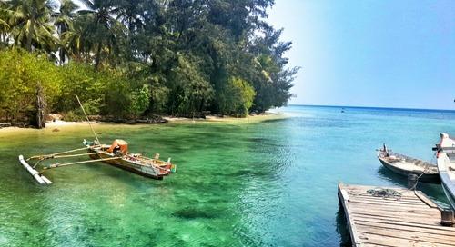 Jadi Anak Pulau di Sangiang
