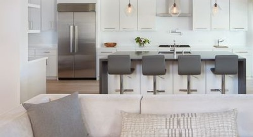 See Dramatic Transformation of a Menlo Park, California Kitchen