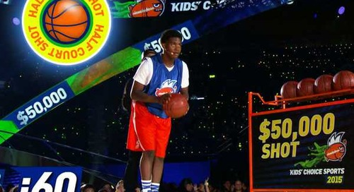 Nickelodeon: Kids Choice Sports Awards [Returning Special]