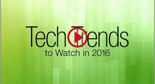 4 Tech Trend Predictions for Nonprofits for 2016