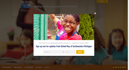 Should You Use Pop-Ups on Your Nonprofit Website?